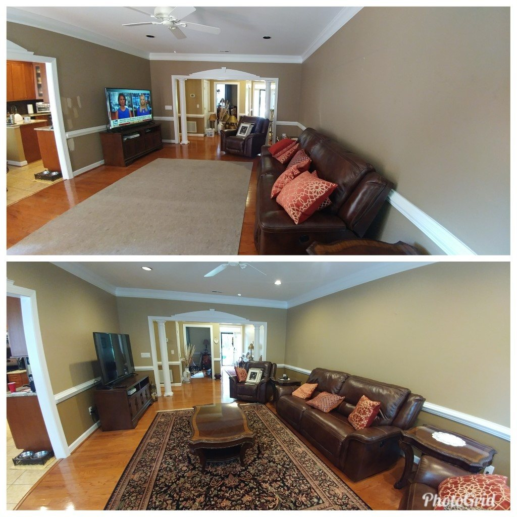 Interior Painting In Jamestown, NC