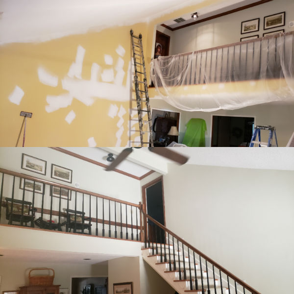 Interior Painting in High Point