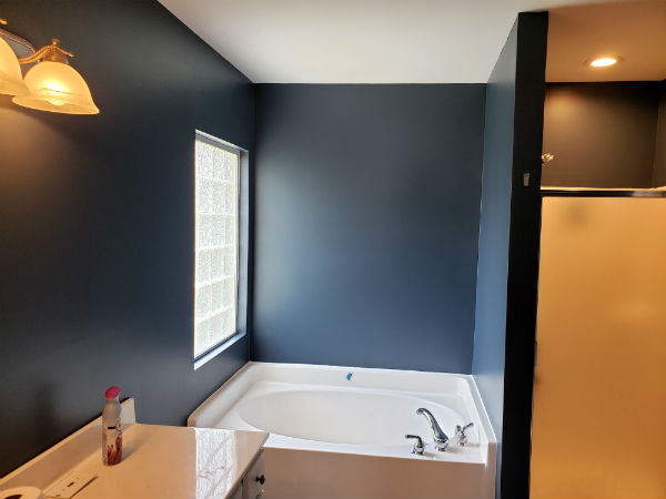 Interior Wall Repair And Paint In High Point Nc Gio S