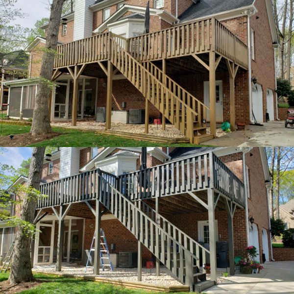 Kernersville Power Washing and Deck Staining