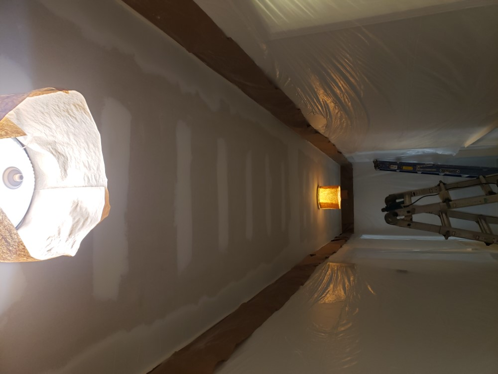 Popcorn Ceiling Removal in Winston-Salem, NC