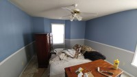 interior bedroom painting in greensboro